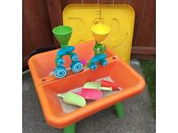 ELC sand/ water pit