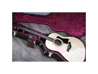 Taylor 317 Grand Pacific with V-Class Bracing, Natural, As New