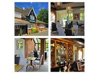 Experienced Waiting Staff required for Bar/Restaurant at Stow cum Quy near Cambridge
