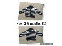 Assorted baby jumpers