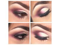 Professional M.A.C makeup artist with over 10 years experience in makeup .