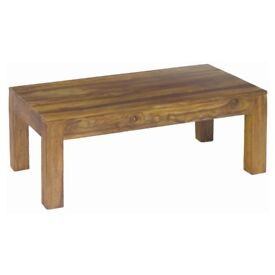 Sheesham Rectangular Coffee table
