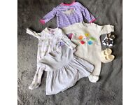 Baby girl clothes bundle NEW or excellent condition 0-3 months