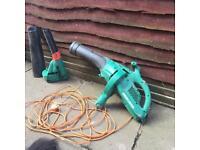 Leaf blower/vaccuma Black and Decker