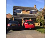 Beautiful - 3 Bed Detached Family home to Let on Sutton Close Oadby LE2 5WT £850 PCM