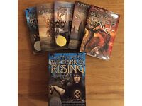 "Box set of 5 ""The Dark is Rising"" books by Susan Cooper"