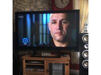 "Lg 60"" plasma television"