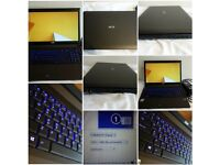 Scan Gaming Laptop, 4GB Dedicated GTX DDR5 Graphics, Intel i7 4th Gen Quad Core
