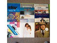 15 Vinyl LPs £48.00