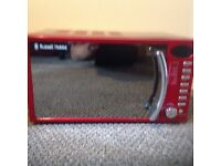Russel hobbs microwave oven for sale £30