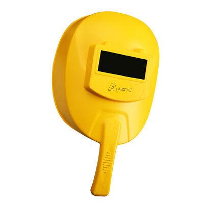 Hand-held Welding Shield Plastic Welding Mask Helmet Face Eyes Protector 1