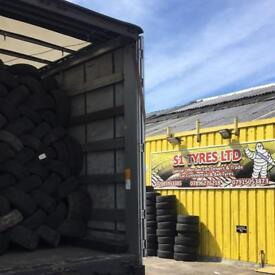 Part worn tyres wholesaler London Essex Kent
