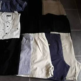 Man's trousers size 42 and 40