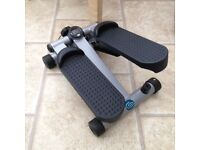 Aerobic mini stepper / leg/thigh toning machine