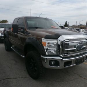 2012 Ford F-250 4X4, Fully Loaded, Oversized Offroad Tires