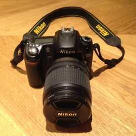 Nikon D80 with Nikkor 18-105mm f/3.5-5.6 lens