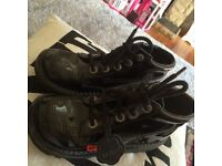 junior girls shoes size 2