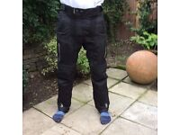 """Motorcycle Trousers -Spada """"All Road"""""""