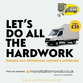 Man and Van Hire Rental Local House Flat Home nearby cheap removal Nationwide
