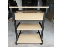 Desk and Chair for Desk Top PC.