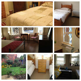 One large single room, luxury accommodation, family house, Charminster
