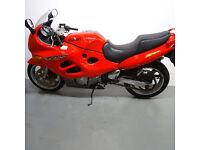 SUZUKI GSX600-F..................STAFFORD MOTORCYCLES....................