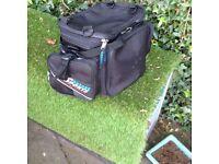 Motor bike luggage bag