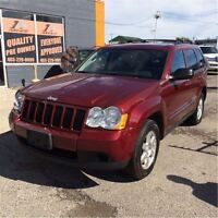 2009 Jeep Grand Cherokee Laredo/VERY CLEAN/ 6MTH WARRANTY/