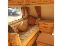 2004 Elddis Odyssey 4 Berth Caravan with Awning