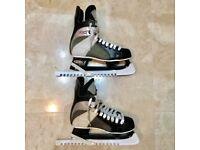 CCM 155 Pro 3 Lite Ice Hockey Skates Size 6
