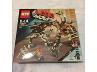 LEGO 70807 - LEGO MOVIE MetalBeard's Duel - BRAND NEW AND SEALED