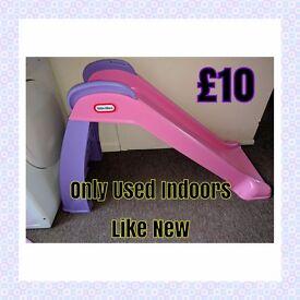 Little Tikes Pink & Purple Slide