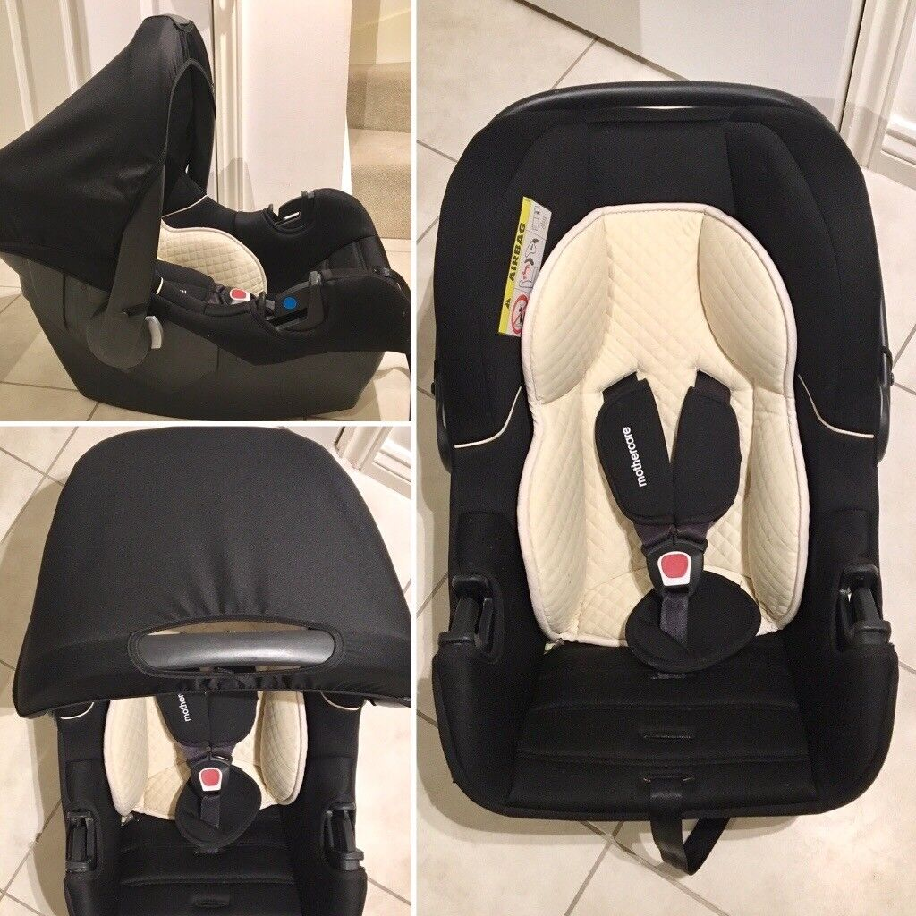Mothercare first car seat