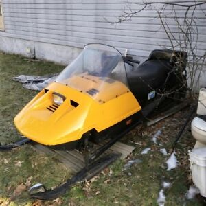 Skidoo 470 liquid 2 up  strong runner great shape 1500obo