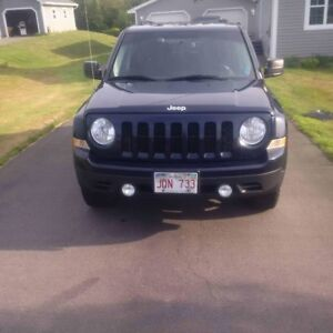 2012 Jeep Patriot in excellent shape!