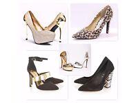 Womens Heels Job Lot Ladies Heeled Shoes Wholesale Clearance