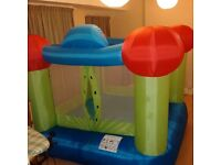 Kids Bouncy Castle Jump Inflatable Indoor/Outdoor Garden Bouncer Play Jumper Fun House