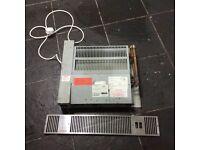 Myson Kickspace 800m plinth heater (used)
