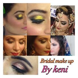 Hair , Heena and makeup services and training services