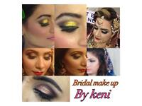 Hair , Heena and makeup services