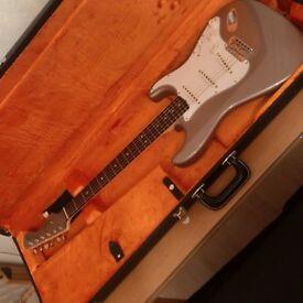 Fender American Stratocaster 65 Vintage Reissue AVRI Shoreline Gold