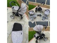 Icandy peach - travel system / pram / stroller