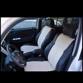 MINICAB/TAXI CAR LEATHER SEAT COVERS TOYOTA PRIUS 2001-2017