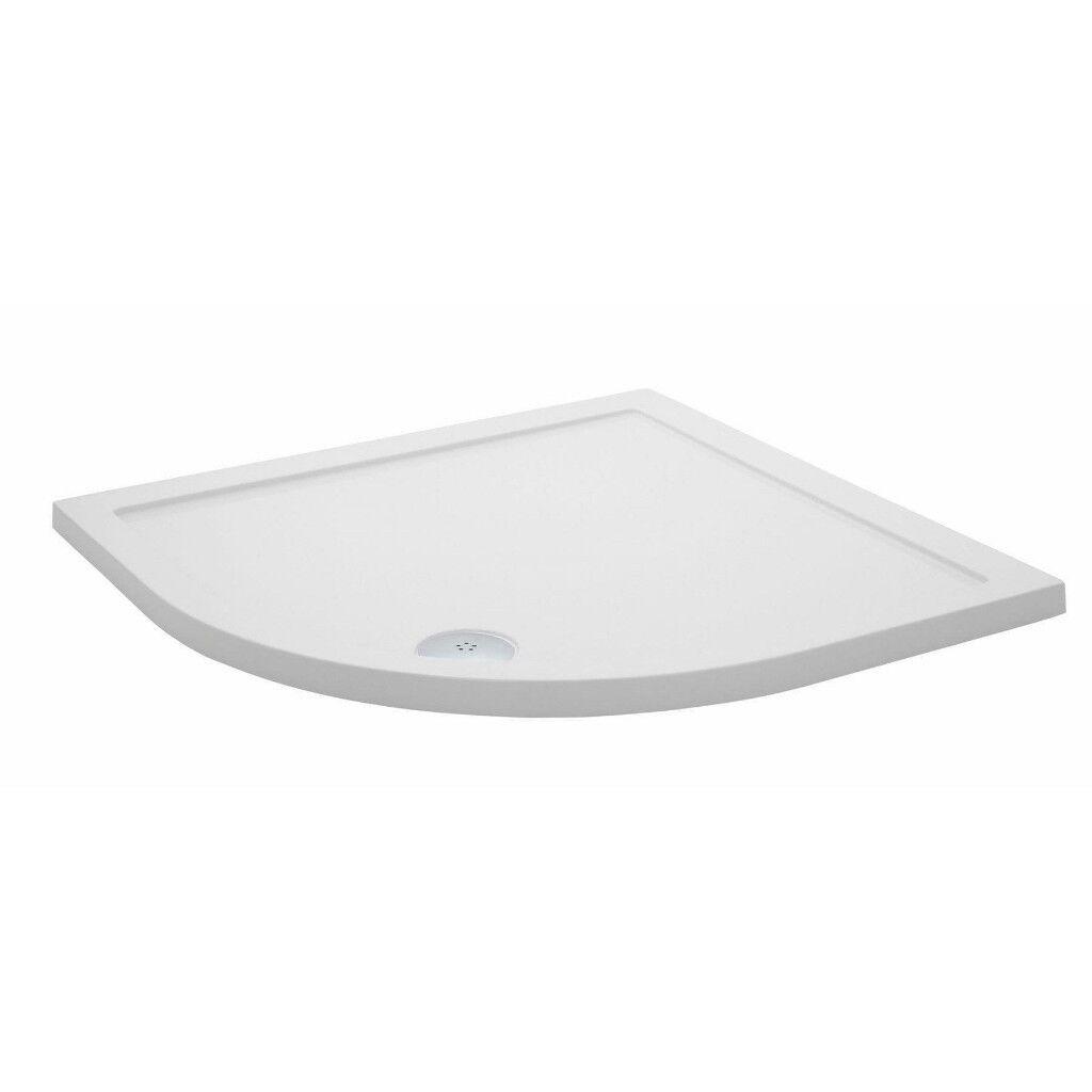 Quadrant Shower Tray 900 x 900