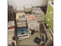 """Job Lot of over 2000 12"""" vinyl some rare classics"""