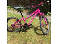 Children's specialized hotrock 20 bicycle