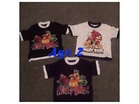 New kids tshirts