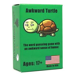 Awkward Turtle - The Adult Party Game with a Crude Sense of Humor !!! FAST SHIPPING
