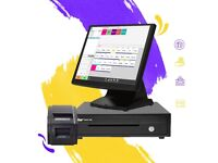 All In One ePos system+ Software.!