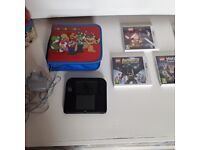 2DS Great Bundle *** Excellent Condition *** Cost £190